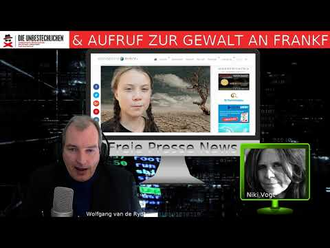 Freie Presse News: Klima-Ikone Greta Thunberg, Chinas Umerziehungslager für Muslime u.a.