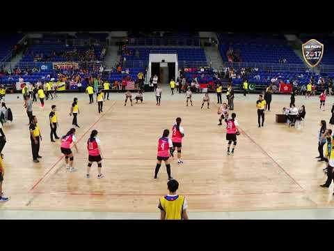 Day 3 | APCKL2017 Bronze Medal Match | Singapore v Hong Kong ( Women's Category )