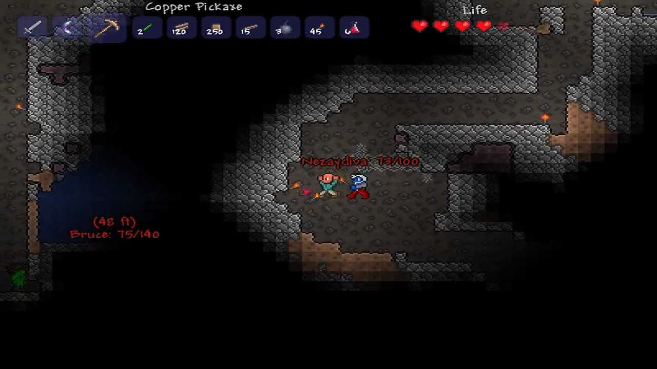 Stuck on Connecting To screen Terraria General Discussions