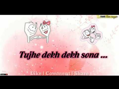Tujhe Dekh Dekh Sona Whatsapp Status | Kalyug Movie Song | Sad WhatsApp Status Video | Cool Aayush