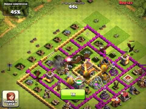 Clash Of Clans Dragon Attack NPNG