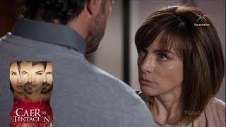 Caer en Tentación Damian le pide a Raquel que se Separen