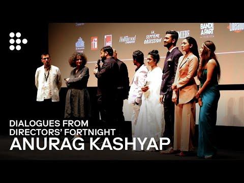 Anurag Kashyap   RAMAN RAGHAV 2.0   Directors' Fortnight Premiere Q&A