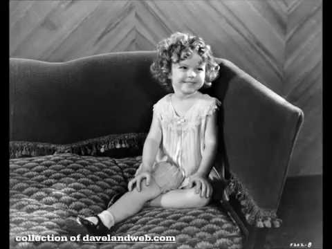 Shirley Temple ~ You Are My Sunshine