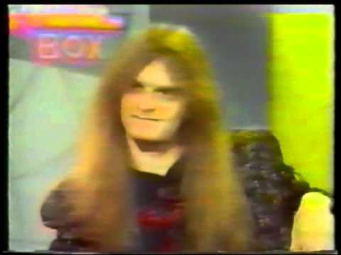 Tom Warrior Rare Interview on UK TV 1980´s