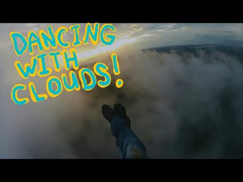 Cloud Dancing with Kyle O