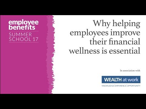 Employee Benefits Summer School with Jonathan Watts-Lay