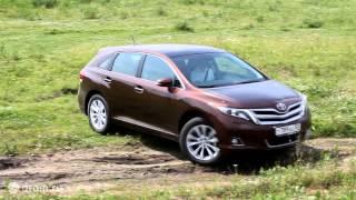 Drom.ru на тест-драйве Toyota Venza