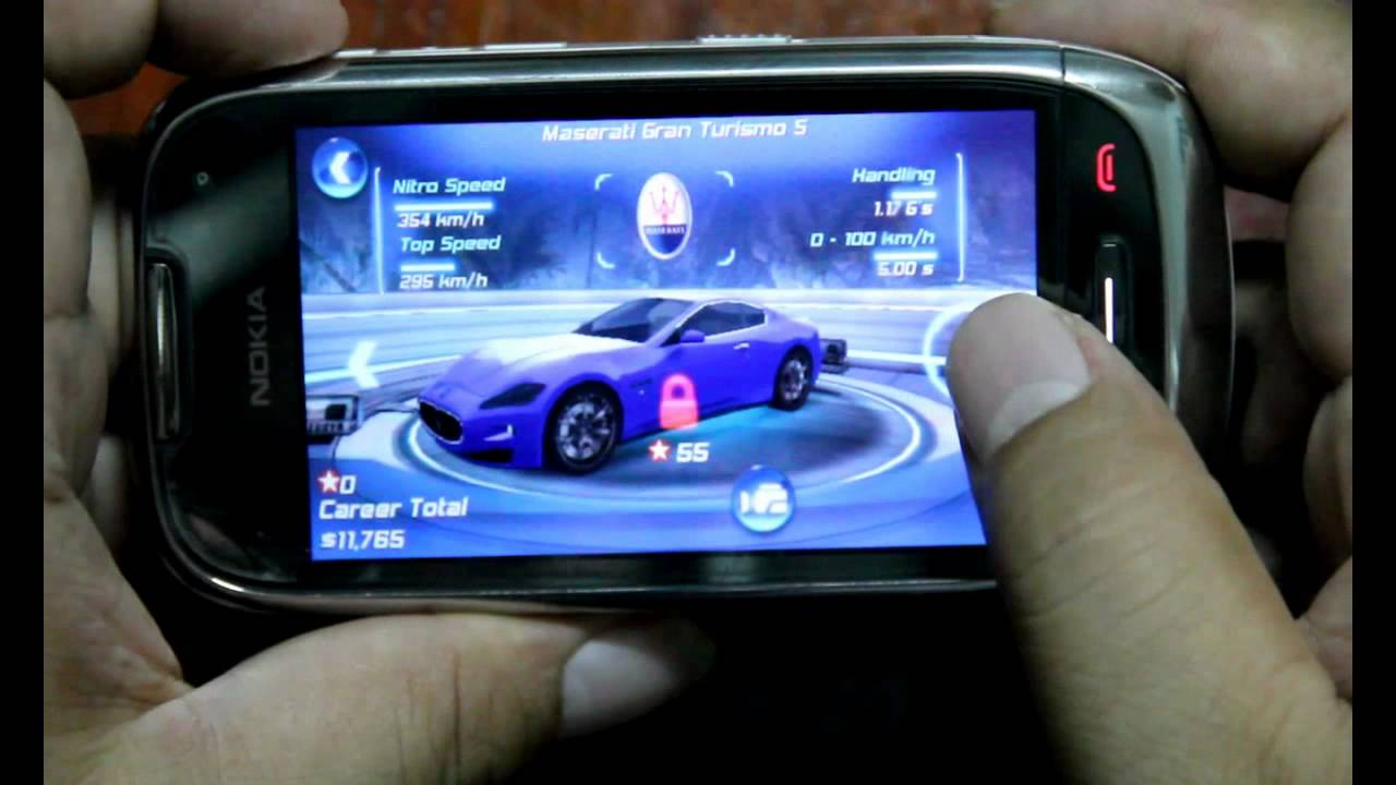 You are here home mobiles devices symbian anna update 25 7 - Asphalt 6 Adrenaline Hd On Nokia C7 Symbian Anna Os Asphalt 6 All Car And Test Racing Youtube