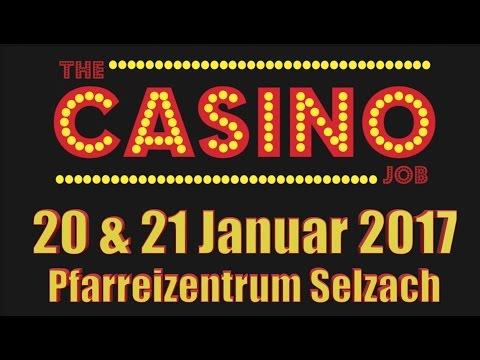 The Casino Job - Teaser