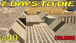 7 Days to Die [Valmod] ► Больше ловушек ► №49