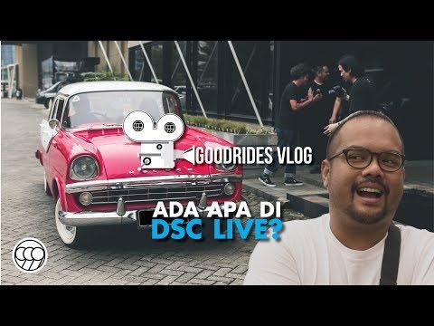 GOODRIDES VLOG // ADA APA DI DSC LIVE?