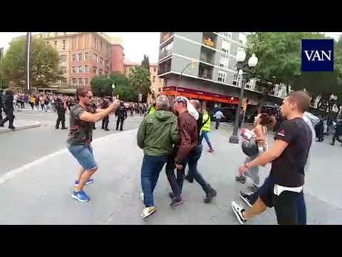 Nazis en barcelona