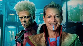 Thor: Ragnarok - The Grandmaster and Collector Connection Explained by Jeff Goldblum