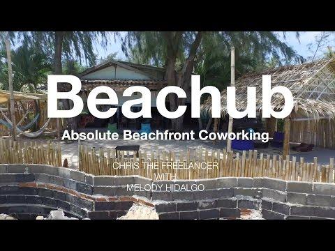 BEACHUB: Absolute Beachfront Coworking w/ Melody Hidalgo