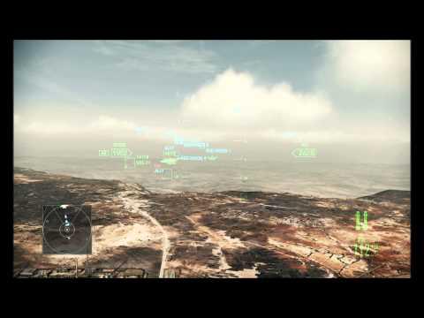 Ace Combat: Assault Horizon Enhanced Edition Walkthrough (part 3)