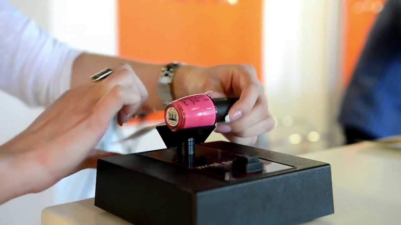 The Wrist Saver Nail Polish Shaker Product Video