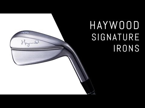 Top Performing Irons For $600? Haywood Golf Signature