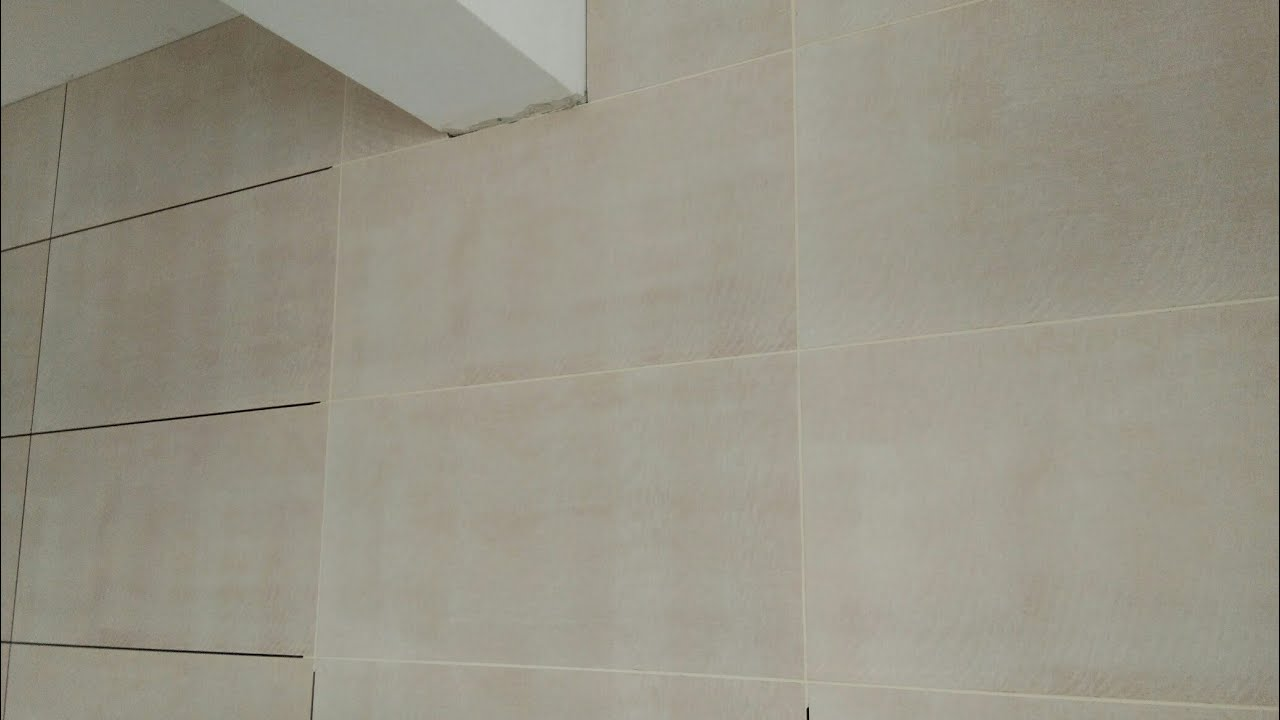How To Grout Tile; correct Technique wall and flooring tiles, - YouTube