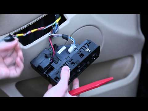 BMW X5 Door Panel Removal E53