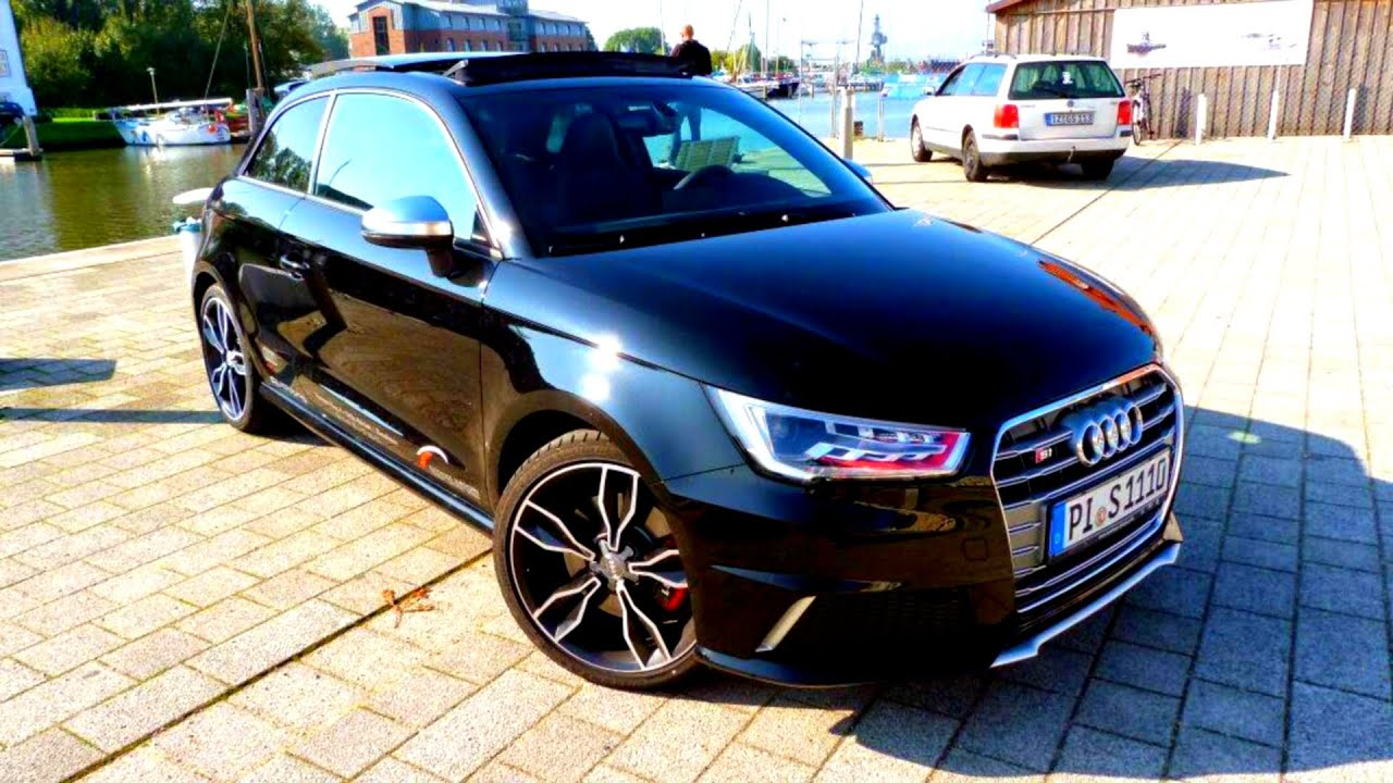 testbericht audi s1 quattro 2014 road test drive video review enginereport youtube. Black Bedroom Furniture Sets. Home Design Ideas