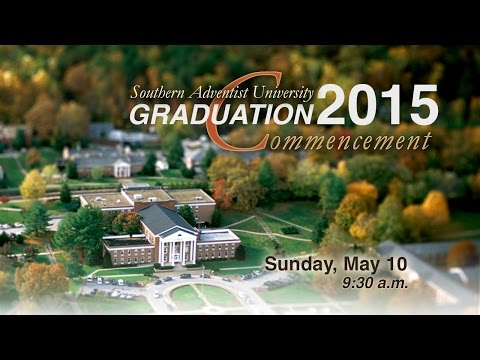 May 2015 Graduation-Commencement