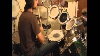 The Unnamed Feeling by Metallica (Drum Cover)