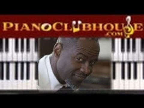"🎹 How to play ""ANYTIME"" by Brian McKnight (easy piano tutorial lesson free)"