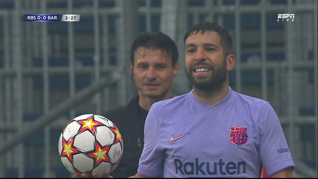 Download Season 2021/2022. FC Red Bull Salzburg - FC Barcelona - 2:1