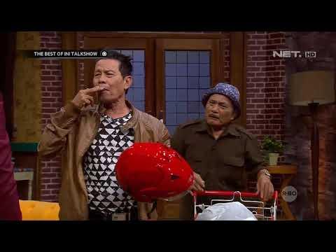 Gimana Mau Dagang Dipanggil Aja Pak RT Gak Denger - The Best of Ini Talk Show