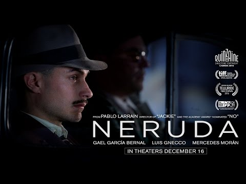 Neruda (2016) | Official Trailer HD