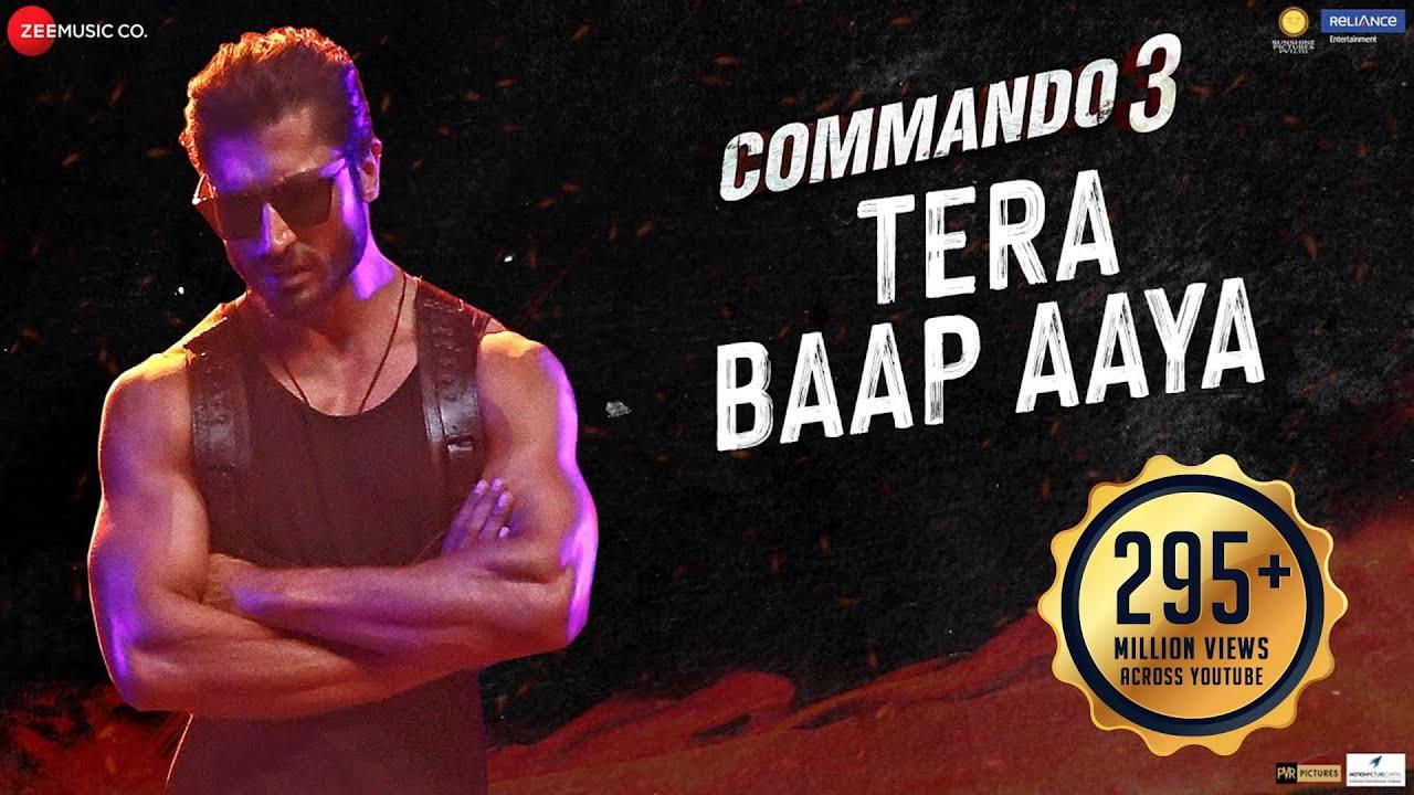 Tera Baap Aaya Commando 3 Vidyut Jammwal, Adah Sharma, Angira Dhar, Gulshan D Farhad B, Vikram M