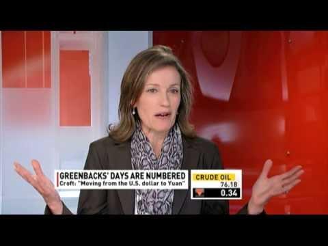 Patricia Croft - Trends Expert, Economist, Media Commentator
