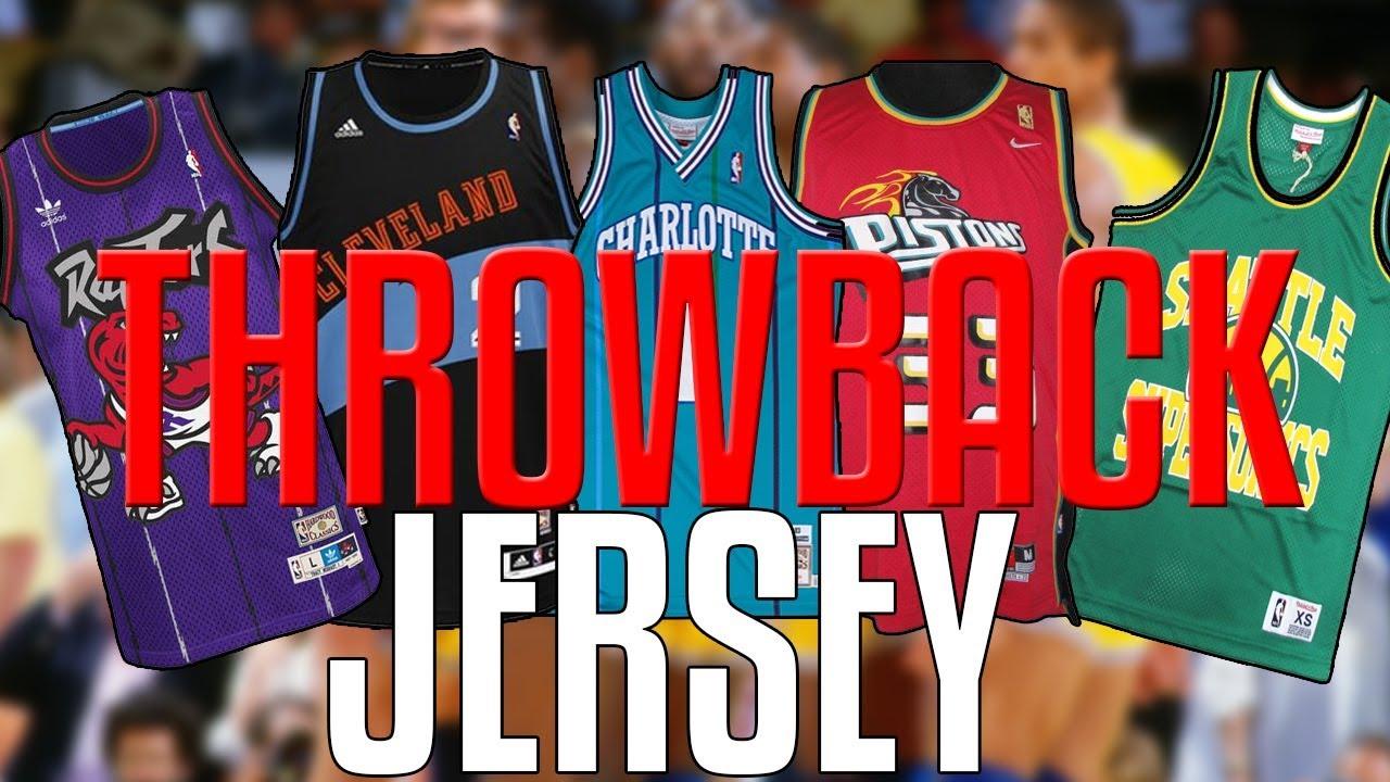 competitive price 7f902 71e9b THROWBACK NBA JERSEY QUIZ | KOT4Q