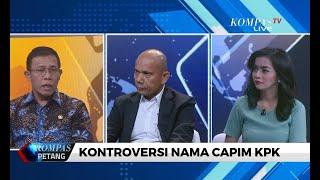 Kontroversi Nama Capim KPK  [DIALOG]