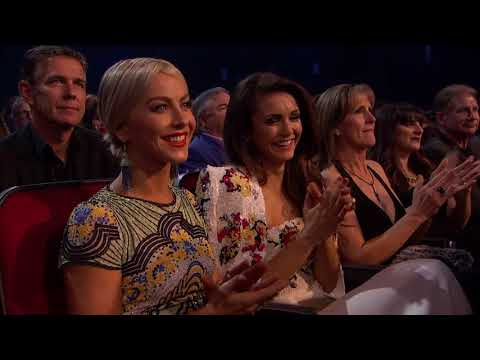 Host Jennifer Lopez Opening Monologue - AMA 2015