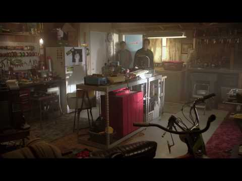Silicon Valley S4E5 - Garage scene