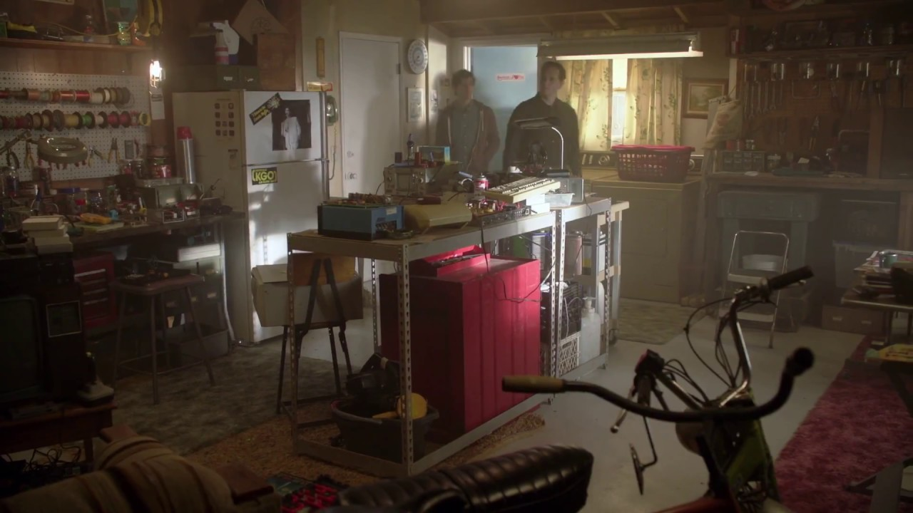 Silicon Valley S4e5 Garage Scene Youtube