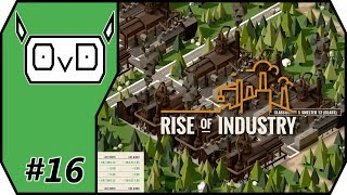 rise of industry in the late