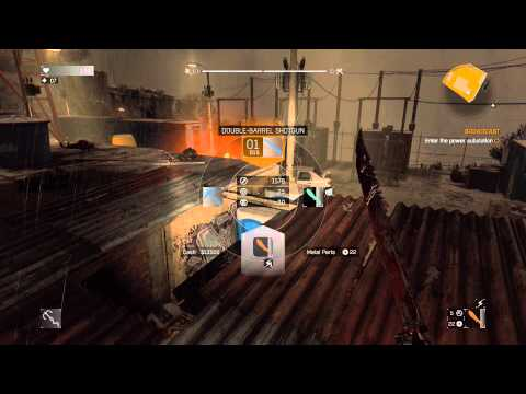 Dying Light - Broadcast: Power Substation, DB Shotgun Action, Combat Expert & Conserve Weapons