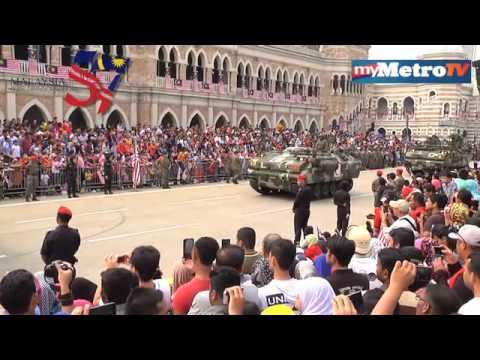 Perbarisan Ulang Tahun Kemerdekaan Negara ke - 57