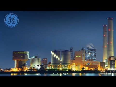 GE's Digital Power Plant – Improve Performance Across your Fleet