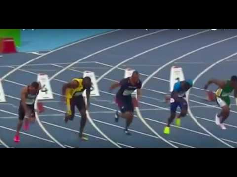 Rio Olympics 2016 - Usain Bolt - again Wins 100m final ...