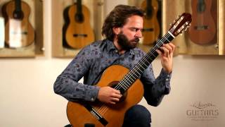 Marcin Dylla plays Somewhere over the Rainbow by Harold