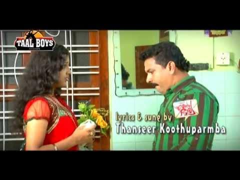 enthu labhichalum-new malayalam mappila album song 2013-2014 Thanseer hits