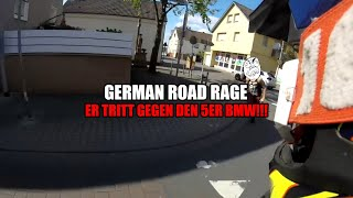 German Road Rage  #4  ER TRITT GEGEN DEN 5ER BMW!!!   [HD+60fps]