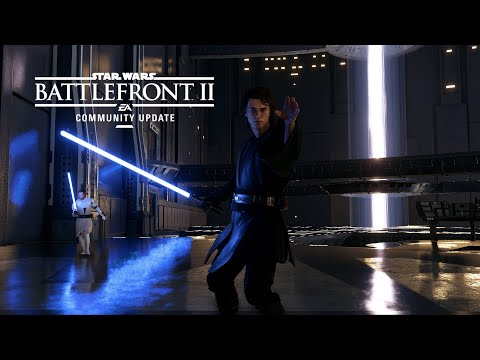 Star Wars Battlefront II: Anakin Skywalker – Community Update