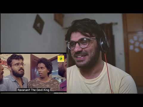 Thera Para  REACTION   | Season 01 EP 11 | തനി രാവണൻ! | Mini Web Series