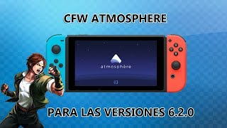 CFW ATMOSPHERE ACTUALIZABLE PARA LAS VERSIONES 6.2.0