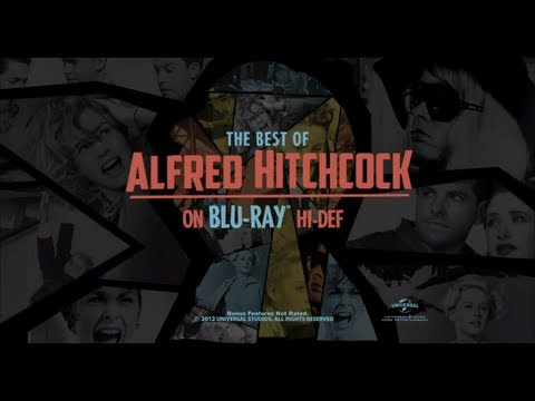 Alfred Hitchcock: The Masterpiece Collection Blu-Ray - Official® Trailer [HD]